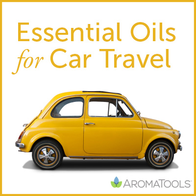 Essential Oils for Car Travel