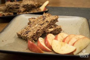 Hearty & Wholesome Granola Bars