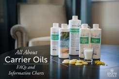 Carrier Oils FAQs and Information Charts