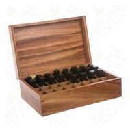 Acacia Wood Essential Oil Box