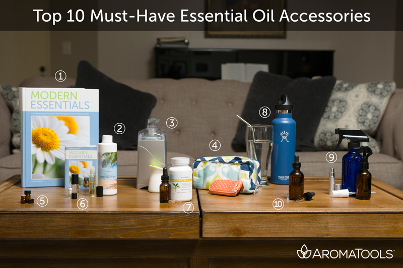 Top 10 Must-Have Essential Oil Accessories for New Oil Users
