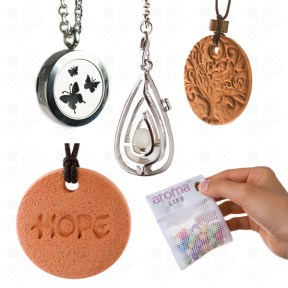 Pendant Diffusers and Sachet