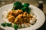 Pressure Cooker Butter Chicken