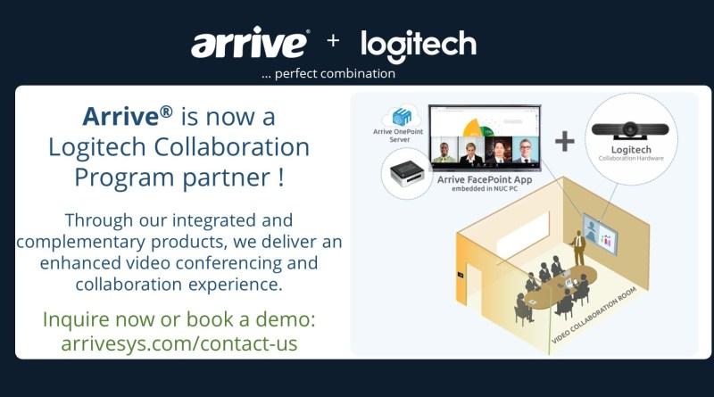 Logitech Collaboration Program partner