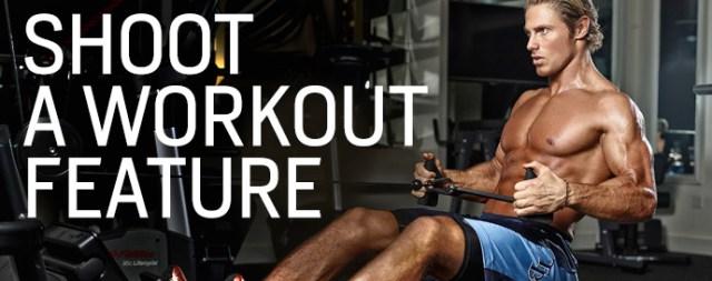 Workout Featuer - Marc Magna
