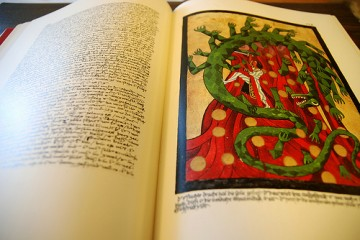 Jungs Red Book Begins a New Chapter at UCLAs Hammer