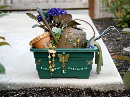 Garden Gift Basket – Artbeads Blog