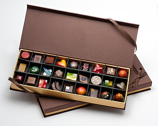 27 Piece Box by DB Infusion Chocolates