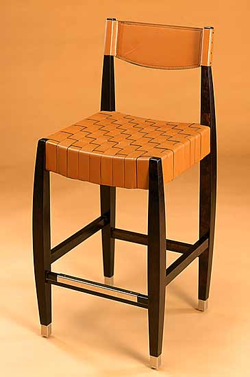 Gramercy Counter Stool by Gregg Lipton