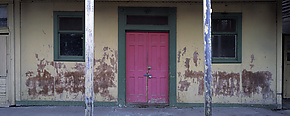 Pink Door by Terry Thompson