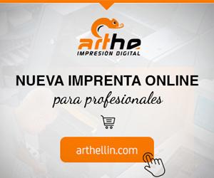 banner arthe imprenta digital albacete servicios gráficos