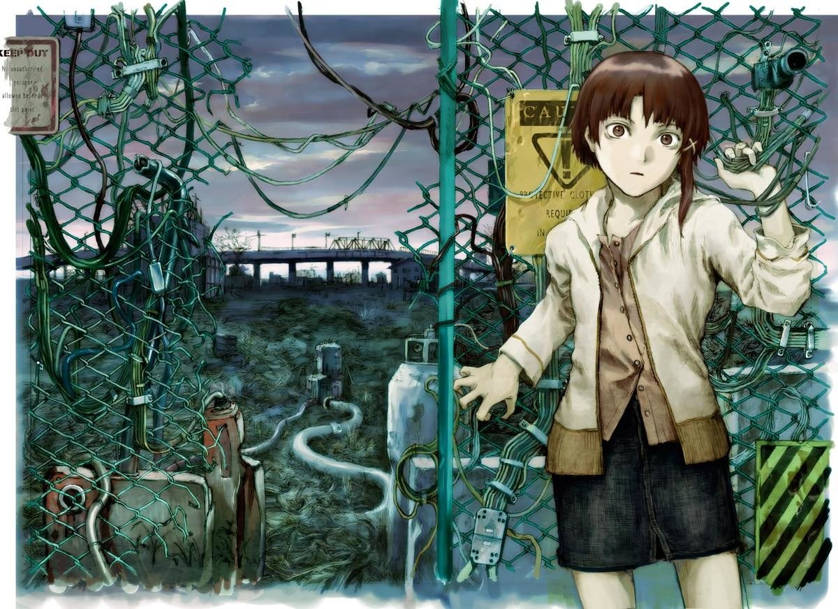 "The Art of ""Lain"""