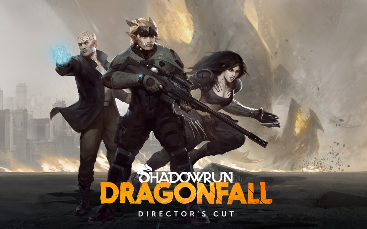 "The Art Of ""Shadowrun: Returns"" - A journey through the Editions"