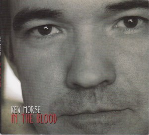 Arts Connection - Kev Morse In the Blood CD cover