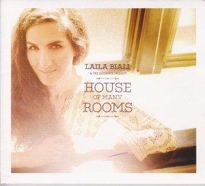 Laila Biali - House of Many Rooms cover