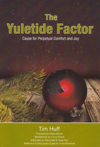 Yuletide Factor - cover