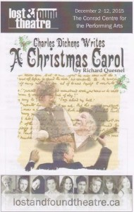 LF - Charles Dickens Writes