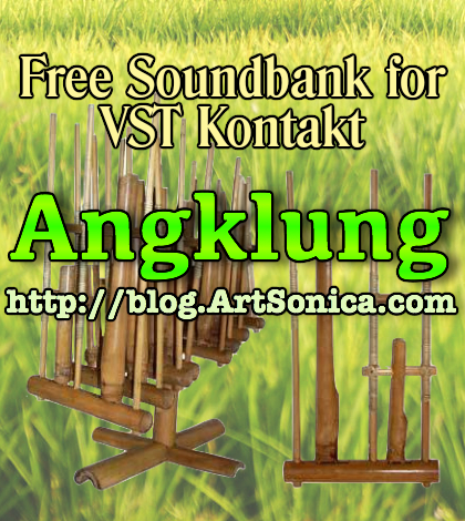 Soundbank Angklung Freeware