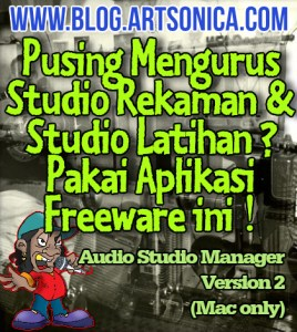 Banner Blog - Audio Studio Manager