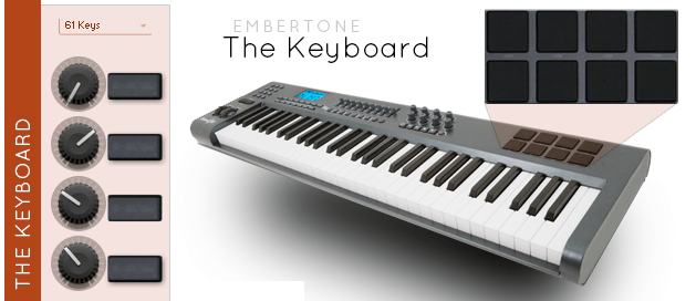 The Keyboard, soundbank terkeren saat ini !