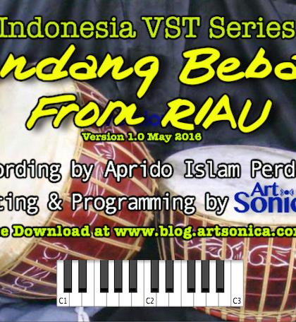 VST Gendang Bebano Riau by ArtSonica