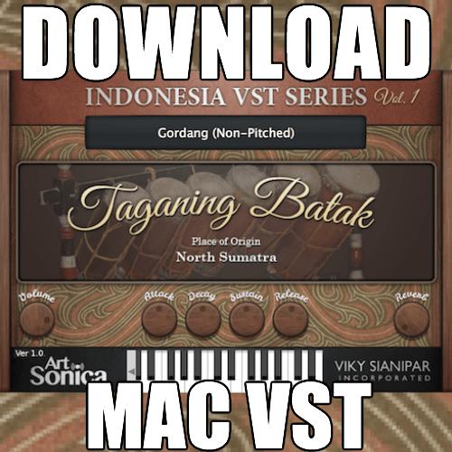 Taganing Batak (Mac VST)