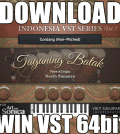 Taganing Batak (Windows VST 64bit)