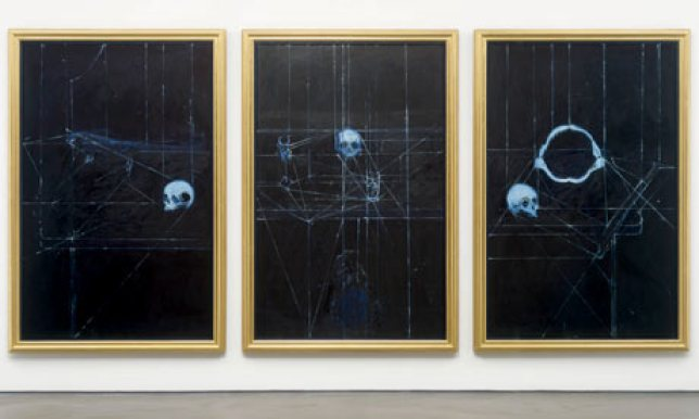 Damien-Hirsts-The-Meek-Shall Inherit the Earth -001