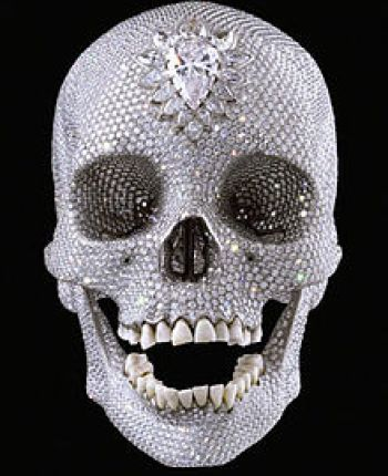 For the love of God - Hirst
