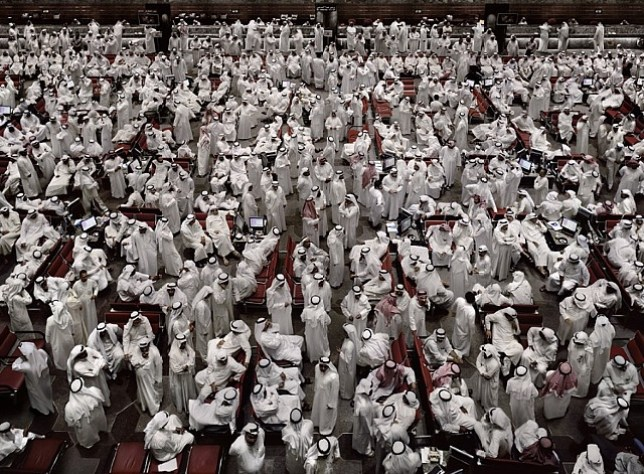 Andreas Gursky, Koweit Stock Exchange