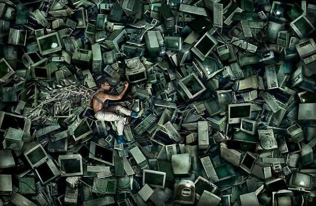 Icarus David Lachapelle