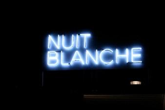nuit blanche artsper