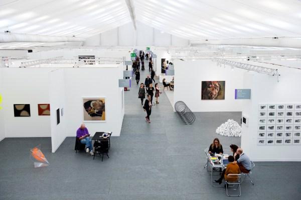 Frieze London Success Story Artsper