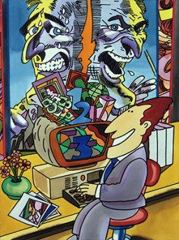 The Computer Maniac, 1993
