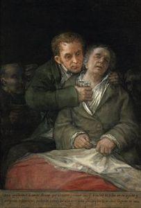 Goya_atendido_por_Arrieta