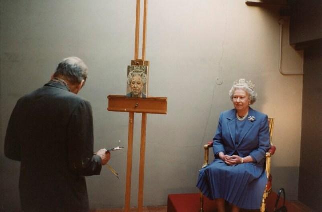 Queen Elizabeth II, 2001