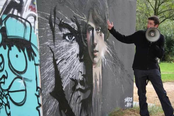 graffiti tours