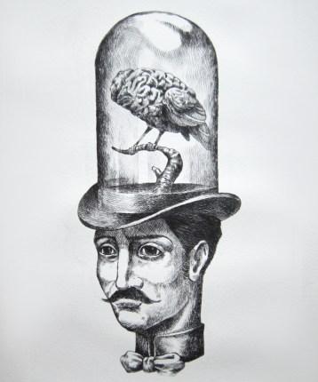 drawing Otto D'Ambra