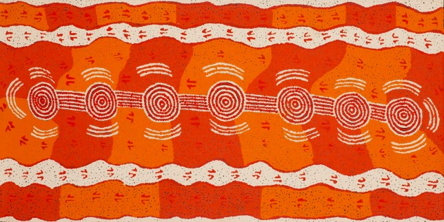 Untitled, Andrew Spencer Tjapaltjarri