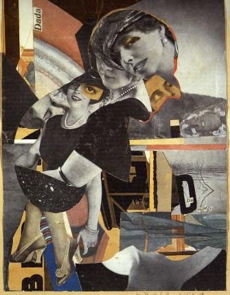 Hannah Höch - Da-Dandy, 1919