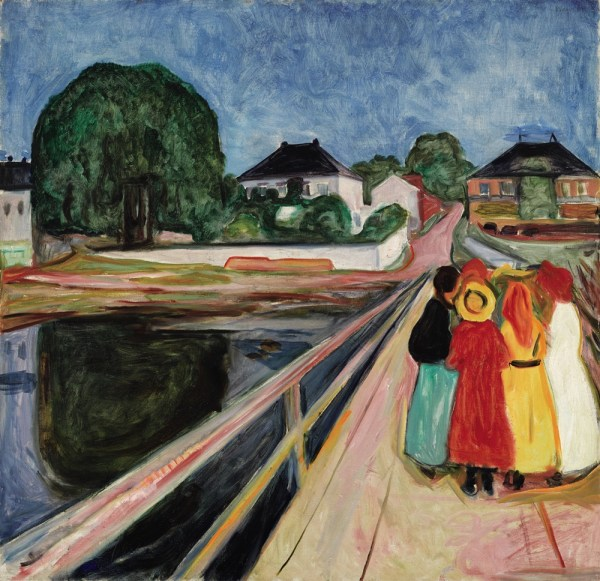 SNY-Fall-Munch-Girls-on-the-Bridge