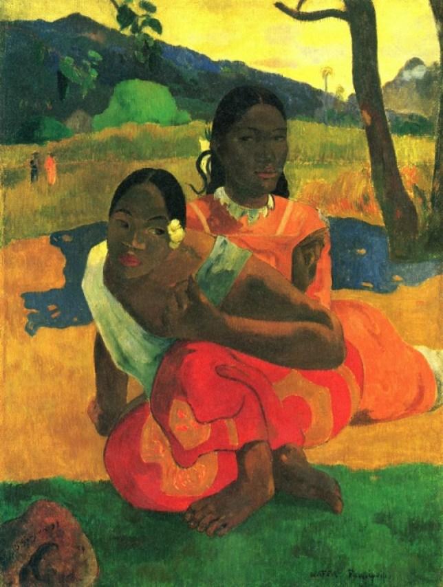 Paul Gauguin peinture