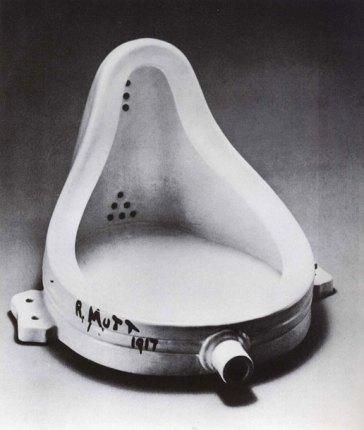 Art Conceptuel, Marcel Duchamp