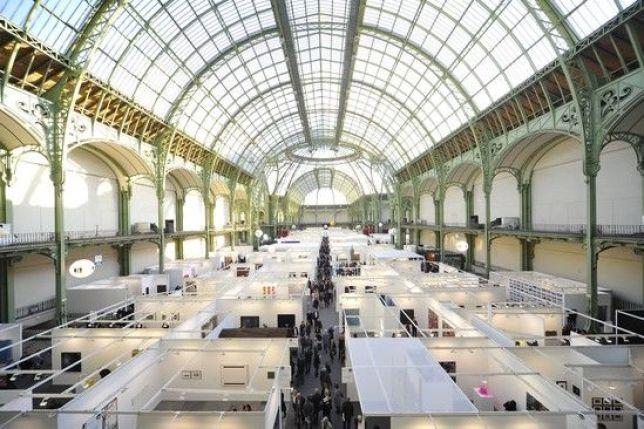 Art Fairs FIAC Paris