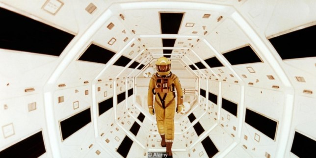 Stanley Kubrick 2001: A space Odyssey 1968