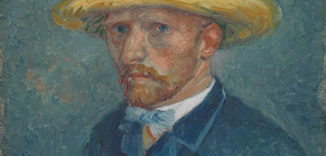 Van Gogh Portrait de Théo