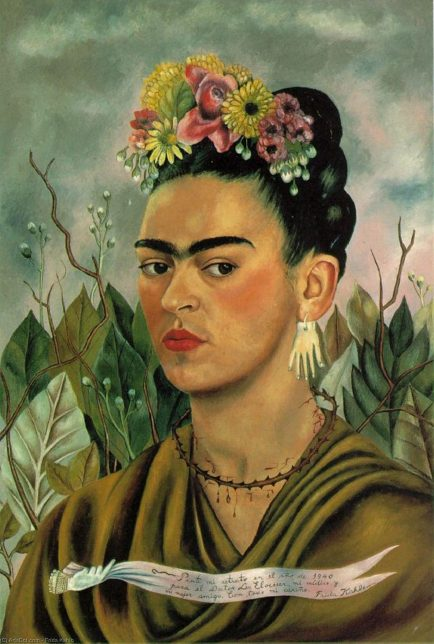 Oeuvre De Frida Kahlo : oeuvre, frida, kahlo, Things, About, Frida, Kahlo, Artsper, Magazine
