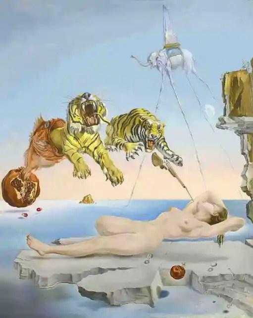 Salvador Dalí œuvres D'art : salvador, dalí, œuvres, d'art, Peintures, Surréalistes, Connaître, Magazine, Artsper