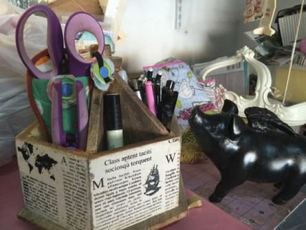 Flea Market Finds 2 blog