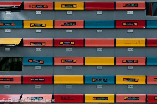 The-Netherlands-Rotterdam-Cube-houses-mailboxes-Lydian-Brunsting-Artweekenders